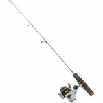 Ice Fishing Rods, Reels, Tip-Ups & Accessories