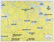 F-16: Loon Lake, Lac La Croix, Nina Lake, Moose Lake