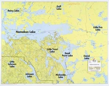 F-22: Sandpoint Lake, Namakan Lake