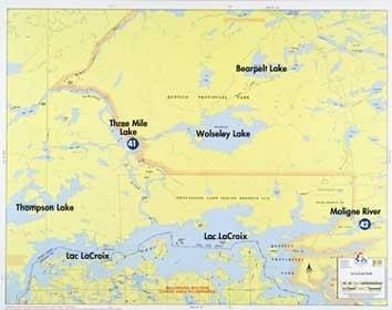 F-23: Lac La Croix North