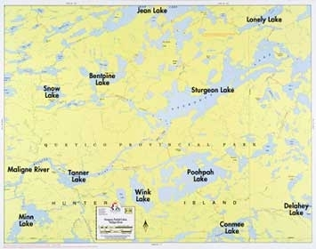 F-24: Sturgeon Lake, Poohbah Lake, Maligne River