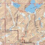 McKenzie Map 12 - Moose River and Stuart Lake