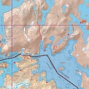 McKenzie Map 29 - Argo, Minn and William Lakes