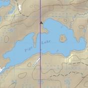 McKenzie Map 33 - Beaverhouse