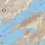 McKenzie Map 37 - Kawnipi Lake