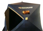 HT Polar Fire Vortex Hub Ice Shelter 1-3 man